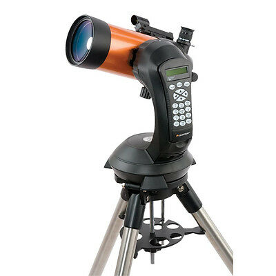 Celestron NexStar 4SE Computerized Telescope Astronomical Orange Tube