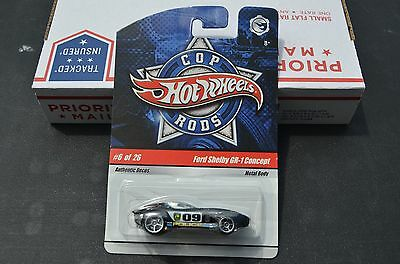 Hot Wheels Cop Rods Shelby Cobra GR-1 Concept #6 of 26