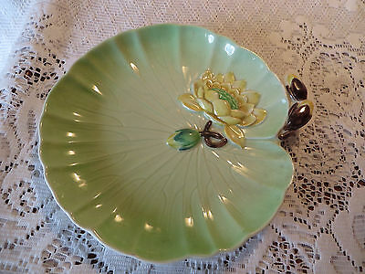 Carlton Ware Water Lily Plate
