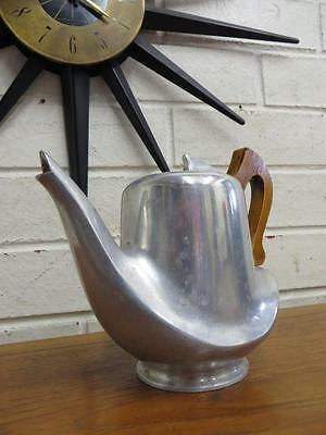 Vintage RETRO STYLISH MID-CENTURY 'PIQUOT WARE' TEA POT ENGLAND