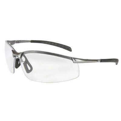 HONEYWELL UVEX Safety Glasses,Clear, A1305