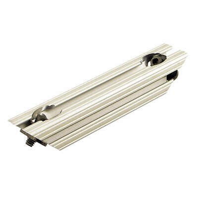 80/20 Aluminum 6105-T5 T-Slotted Extrusion,10S,6 LX1 In H, 2565