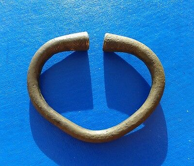 Ancient Bronze Bracelet. ORNAMENT.