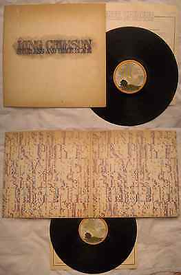KING CRIMSON - STARLESS AND BIBLE BLACL - ANNO 1974 - Gatefold