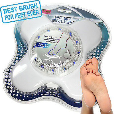 Feet Cleaning Brush for Shower Bath/Mobility Aids