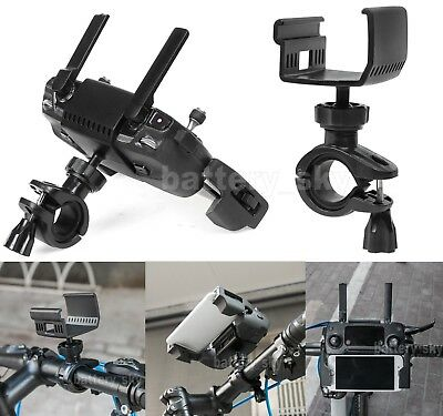 For DJI Mavic Pro Remote Mount Holder Bike Cycling Bracket Cradle 360° Rotatable