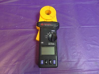 Amprobe DGC-1000A Ground Resistance Tester Clamp-on