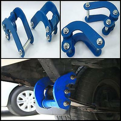 NEW! Double Shackles Comfort Suspension|Suit Toyota Hilux Vigo D40 SR5|'05++