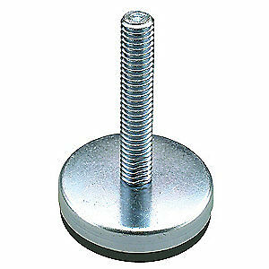 GLIDE RITE Level Mount,Fixed Stud,10-24,1-13/64 in., SG01-EL