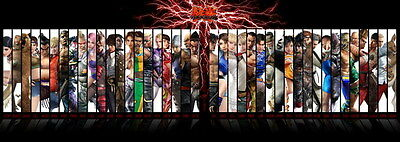 "038 TEKKEN 7 - MishimaKazuya Fight Game 67""x24"" Poster"