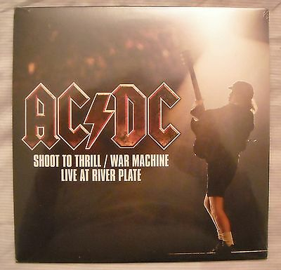 45 Ac/dc - Shoot To Thrill - War Machine - Anno 2011 - Sigillato