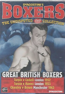 Boxing - Boxers - Turpin (DVD) New & Sealed