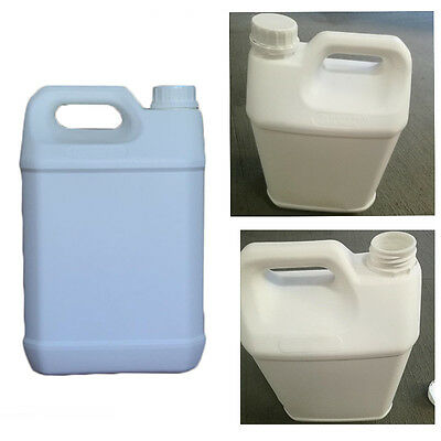 5L barrel HDPE White Gardening Supplies