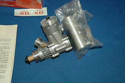 NIB K&B 9020 6.5cc .40 Pylon Racing, Rat Racing & Forumla 40 RC Airplane Engine
