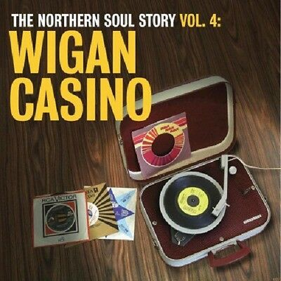 NORTHERN SOUL STORY VOL 4: WIGAN CASINO ~ 2 x 180gsm VINYL LP ~ *NEW/SEALED*