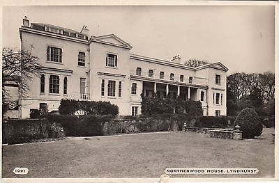 Northerwood House, Country House Near Lyndhurst, Rp, Hampshire, 1959