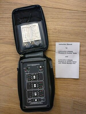Datacom Technologies 422M Breakout Box - Great Condition