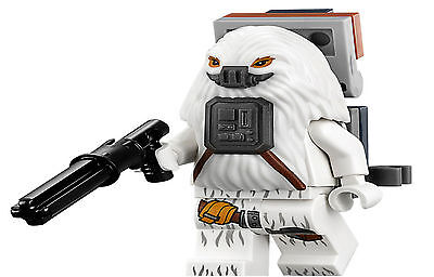 LEGO Star Wars MOROFF Minifigure NEW - From Y-Wing Starfighter 75172