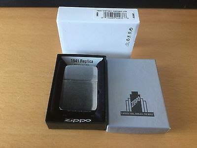 1941 Zippo Lighter WW2 Reproduction BNIB