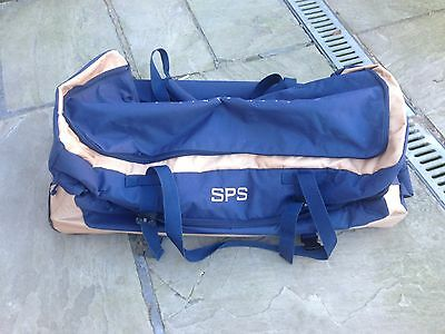 Newbury Cricket SPS Double Decker Bag Soft Coffin