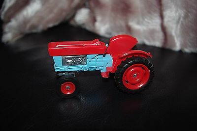 Rare Timpo Farm Tractor Missing Seat And Driver