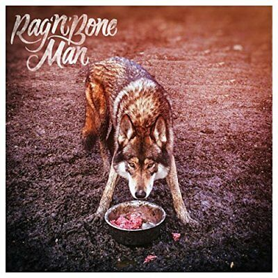 Rag'n'Bone Man - Wolves [CD]