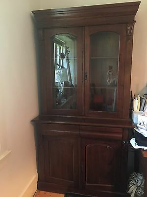 Victorian Bookcase/Display Cabinet