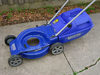 """Victa 18"""" Lawn Mower Base & Catcher ~ Deck Chassis (Near New)"""