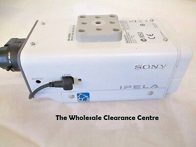 Sony Ipela Snc-Cs50N Network Box Surveillance Camera