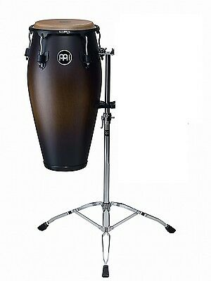 "SEHR GUT: Meinl Percussion MCC-ATB-M 11"" Conga, inkl. Ständer"