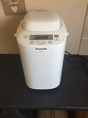 Panasonic Breadmaker Sd2501