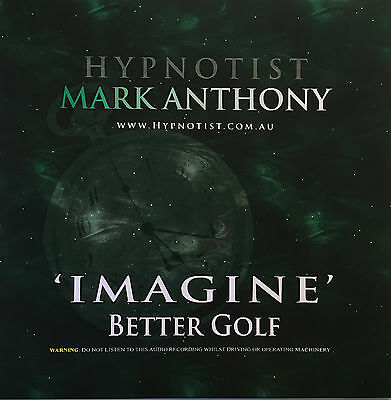 Better Golf Hypnosis Therapy -Leading Hypnotist