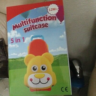 childs multifuction ride on case
