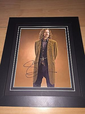 GARY OLDMAN as SIRIUS BLACK – SIGNED PHOTO 10 x 8 + COA - AFTAL #169