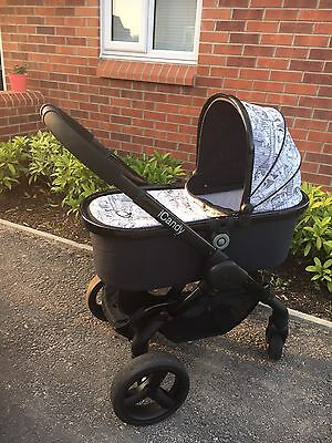 Icandy World Edition Carrycot