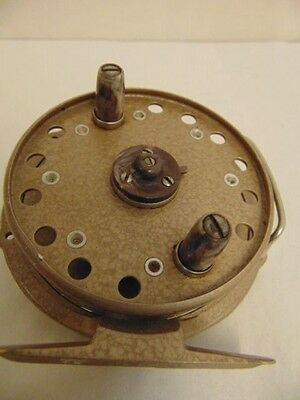 Stunning,Collectable,Vintage, Gypsy D'argent Centre Pin Reel