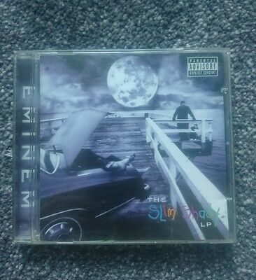 Eminem - The Slim Shady LP CD ALBUM