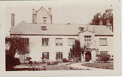Combesydenham House, Country House, Rp, Somerset, 1905