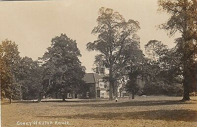 Coney Weston House, Country House, Rp, Suffolk, Circa 1920