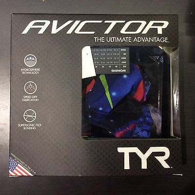 TYR Racing Suit Avictor Size 22 (NEVER WORN BEFORE)