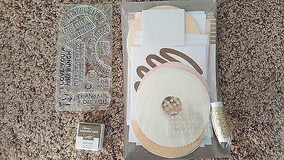 Stampin' Up! May 2017 Paper Pumpkin Sprinkled with Love ~ NEW, Sealed