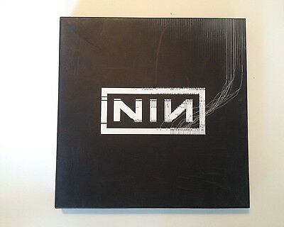 Nine Inch Nails - individually numbered vinyl collector's box (With Teeth era)