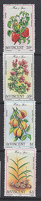St Vincent 1985 Herbs and Spices set good used