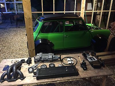B18/16 Jackson Racing Supercharger Kit With Extra Modifications