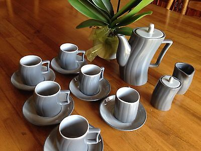 Teapot set Mess 15 piece in New condition unique and stunning