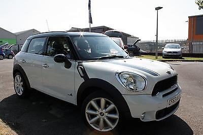 Mini Countryman 1.6 ALL4 Cooper S 2014