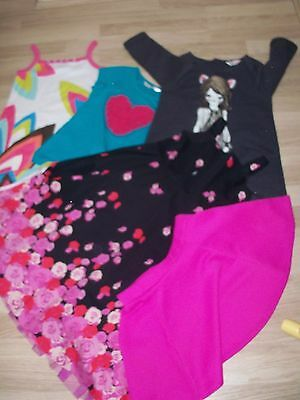GIRLS  Clothes Bundle River Island H&M + more Age 7/8 Years