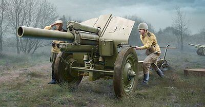 Trumpeter 02344 Soviet 122mm Howitzer 1938 M-30 Late Version