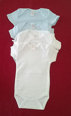 Baby Body Suits SuperSoft Cotton Small Sized 0-3, 3-6 Months