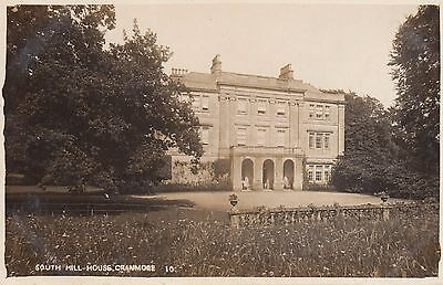 Southhill House, Country House, Cranmore, Somerset. Rp, C1920.